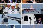 اولین فضا پیمای خصوصی پرواز کرد