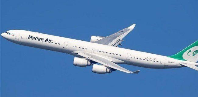 تعرض جنگنده های آمریکایی به هواپیمای ایرانی در آسمان سوریه