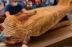 مقامات باستان شناسی مصر از کشف حداقل ۱۰۰ تابوت باستانی خبر داده اند