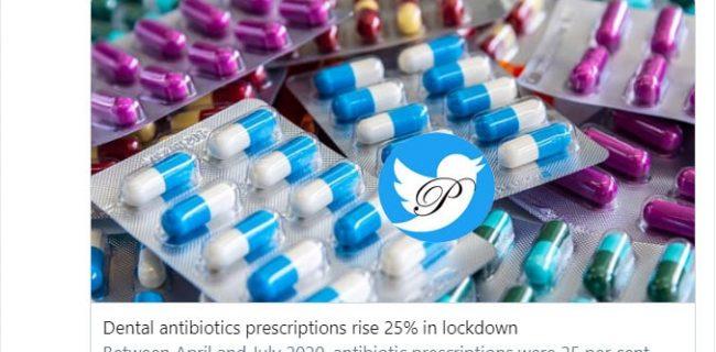 افزایش ۲۵ درصدی تجویز آنتی بیوتیک توسط دندانپزشکان