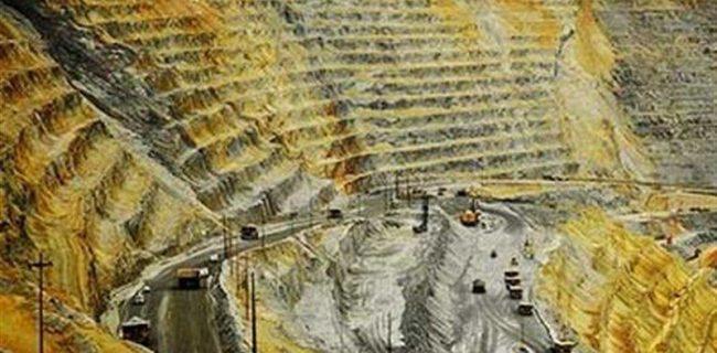 معدن طلای اندریان پلمب شد