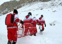 🔸 ۱۷ کوهنورد گرفتار برف در ارتفاعات سوادکوه نجات یافتند