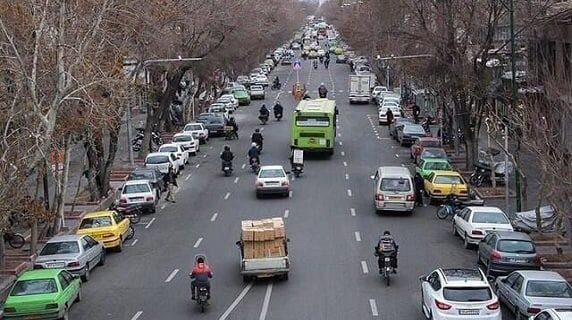 خیابان خیام تبریز یک طرفه میشود