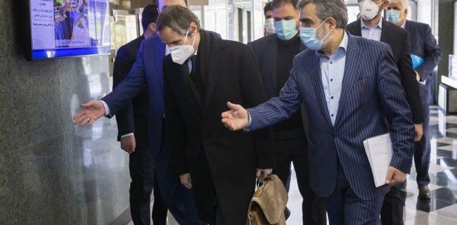 🔸 گروسی پس از بازگشت از ایران: متأسفانه پروتکل الحاقی لغو میشود اما تعداد بازرسان کاهش نمییابد