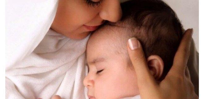 🔺شیر مادر کرونایی نوزاد را ایمن میکند