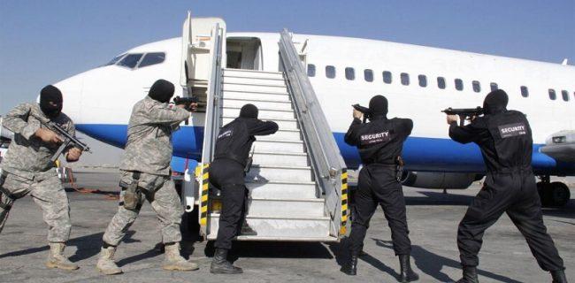هواپیماربایی پرواز اهواز به مشهد خنثی، و عامل آن دستگیر شد