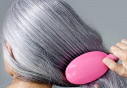 با این روش ها از سفید شدن موهایتان پیشگیری کنید